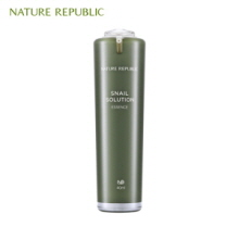 NATURE REPUBLIC Snail Solution Essence 40ml, NATURE REPUBLIC