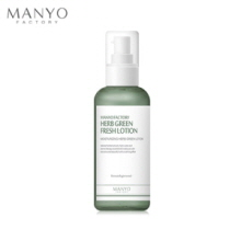 MANYO FACTORY Herb Green Lotion 120ml, MANYO FACTORY