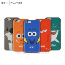 SKIN PLAYER 5Items Disney Finding Dory Protect Phone Case,Beauty Box Korea