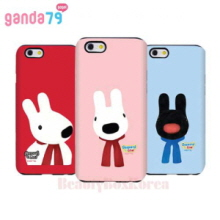 GANDA79 6Items Gaspard&Lisa Double Bumper Phone Case,GANDA79,Beauty Box Korea