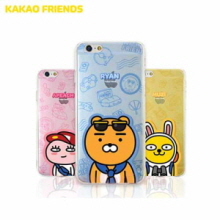 KAKAO FRIENDS Travel Jell Hard Phone Case,KAKAO FRIENDS,Beauty Box Korea