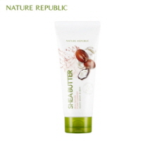 NATURE REPUBLIC Real Nature Foam Cleanser 150ml, NATURE REPUBLIC