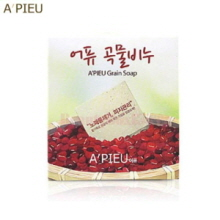 A'PIEU Grain Soap 80g