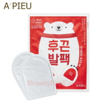 A'PIEU Heat-On Hot Pack Foot 1pair