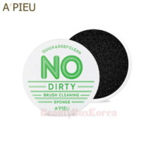 A'PIEU No Dirty Brush Cleansing Sponge 1ea