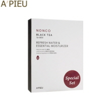 A'PIEU NonCo Black Tea for Men Special Set (4items), A'Pieu