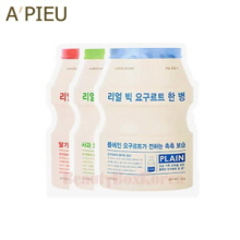 A'PIEU Real Big Yogurt One-Bottle 21g*10ea