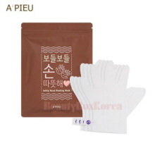 A'PIEU Softly Hand Heating Mask 1pair 16ml*4ea