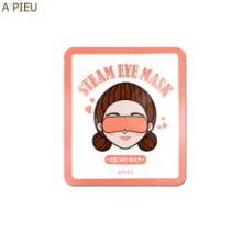 A'PIEU Steam Eye Mask 5ea,Beauty Box Korea