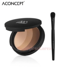 ACONCEPT Shape Of My Face Triple Contour 11g,ACONCEPT