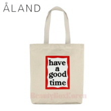 ALAND Have a Good Time Tote Bag 1ea