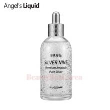 ANGEL'S LIQUID 24K Silver Nine Premium Ampoule Pure Silver 100ml