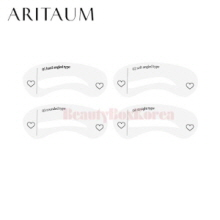 ARITAUM Brow Guide 4ea