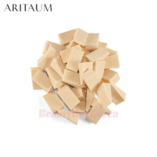 ARITAUM Foundation Slice Puff 40ea