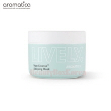 AROMATICA Lively Vege Cleanse Sleeping Mask 100g