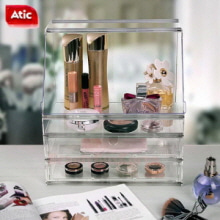 ATIC Cosmetics Holder 300 width 2drawers