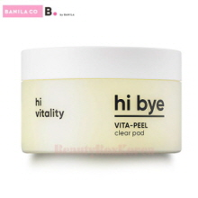 B BY BANILA  Hi Bye Vita Peel Clear Pad 85ml/40ea