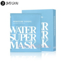 BAD SKIN Moisture Toning Water Super Mask 25ml*5ea