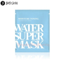 BAD SKIN Moisture Toning Water Super Mask 25ml [WS]
