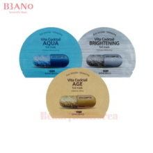 BANOBAGI Vita Cocktail Foil Mask 30ml*10ea