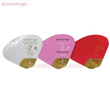 BLOSSOM JEJU Two Step Essence Petal Mask 28g*5ea