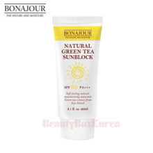 BONAJOUR Natural Green Tea Sun Block SPF50 PA+++60ml