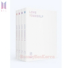 BTS Love Yourself Album Set 4items