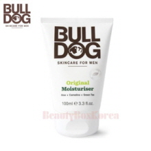 BULL DOG SKINCARE FOR MEN Bull Dog Original Moisturiser 100ml