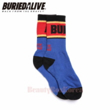 BURIEDALIVE Ba Alive Socks Blue 1pair