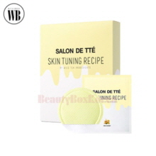 BYVIBES WONDER BATH Salon De Tte Skin Tuning Recipe 7g*10ea [Honey Edition]