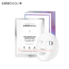 CELEBEAU High Performance Radiance Mask 18ml*10ea