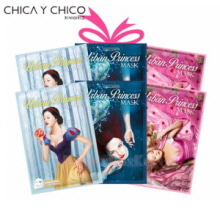 CHICA Y CHICO Urban Princess Mask 27ml*6ea