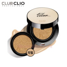 CLIO Kill Cover Liquid Founwear Ampoule Cushion Set 15g*2ea