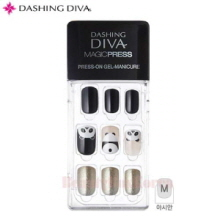 DASHING DIVA Magic Press Lazy Panda 1set