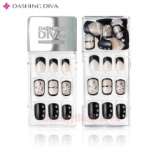 DASHING DIVA Magic Press Premium Crystal Pop 1set