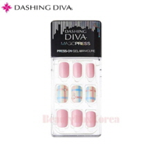 DASHING DIVA Magic Press Sweet Check 1 Set