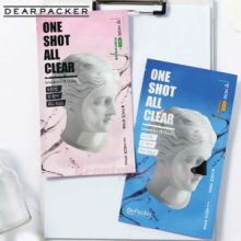 DEARPACKER  Dr.Packer One Shot All Clear Mask 34ml+27ml*5ea