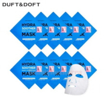 DUFT&DOFT Hydra Soother Deep Hydration Mask 30ml*10ea