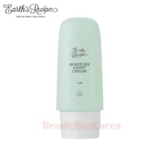EARTH'S RECIPE Moisture Light Cream 50ml