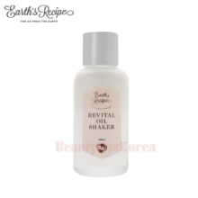 EARTH'S RECIPE Revital Oil Shaker 40ml