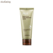 ELISHACOY Herb Clay Pore Refining Mask  100g
