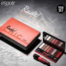 ESPOIR Rude Chic Collection Exclusive Kit 1set