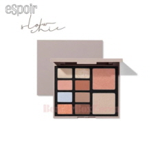 ESPOIR Slow Chic Eye & Cheek Palette 17g