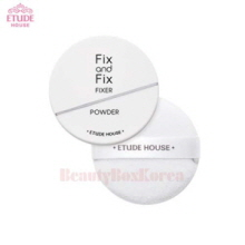 ETUDE HOUSE  Fix And Fixer Powder 10g,ETUDE HOUSE