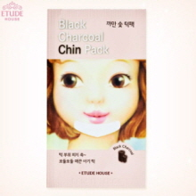 ETUDE HOUSE Black Charcoal Chin Pack, ETUDE HOUSE