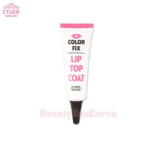ETUDE HOUSE Color Fix Lip Top Coat 4g,ETUDE HOUSE