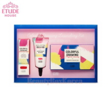 ETUDE HOUSE Colorful Drawing Special Kit 3items