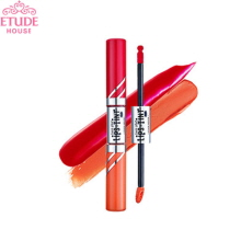 ETUDE HOUSE NEW Twin Shot Lips Tint 4g + 4g, THE FACE SHOP