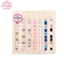 ETUDE HOUSE Nail Sticker Full Tip 22tips,ETUDE HOUSE