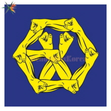 EXO The War Album Repackage vol.4 (Korean Ver.)